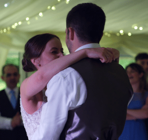 Beautiful wedding videography at Tissington Hall, Derbyshire