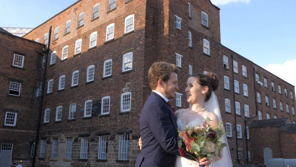 West Mill Wedding Video, Derbyshire