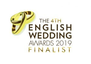 English Wedding Awards 2019 Finalist