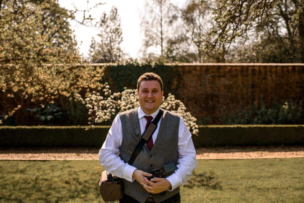 Derby Wedding Videographer